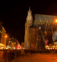 Нова година във Виена от Варна