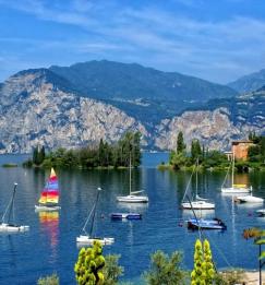 Италиански езера и Швейцария от Варна