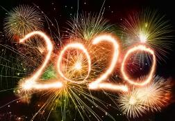 Нова Година в България 2020