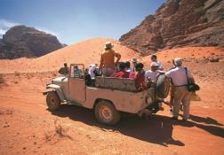 Почивка в Йордания
