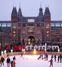 Предколеден уикенд в Амстердам