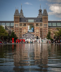 Цветен Амстердам с полет от Варна