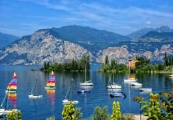 Италиански езера и Френска Ривиера