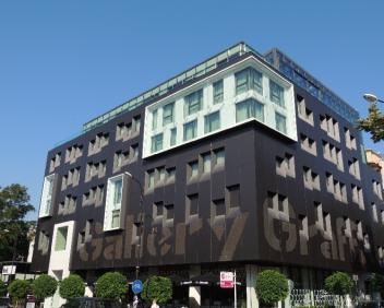 Graffit Gallery Hotel Varna