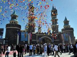 Истанбул - Фестивала на лалето с нощен преход