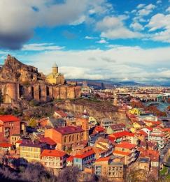 Грузия и Армения от София и Варна