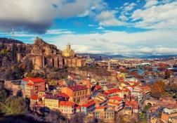 Грузия и Азербайджан от Варна и София