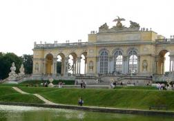 Златна есен във Виена