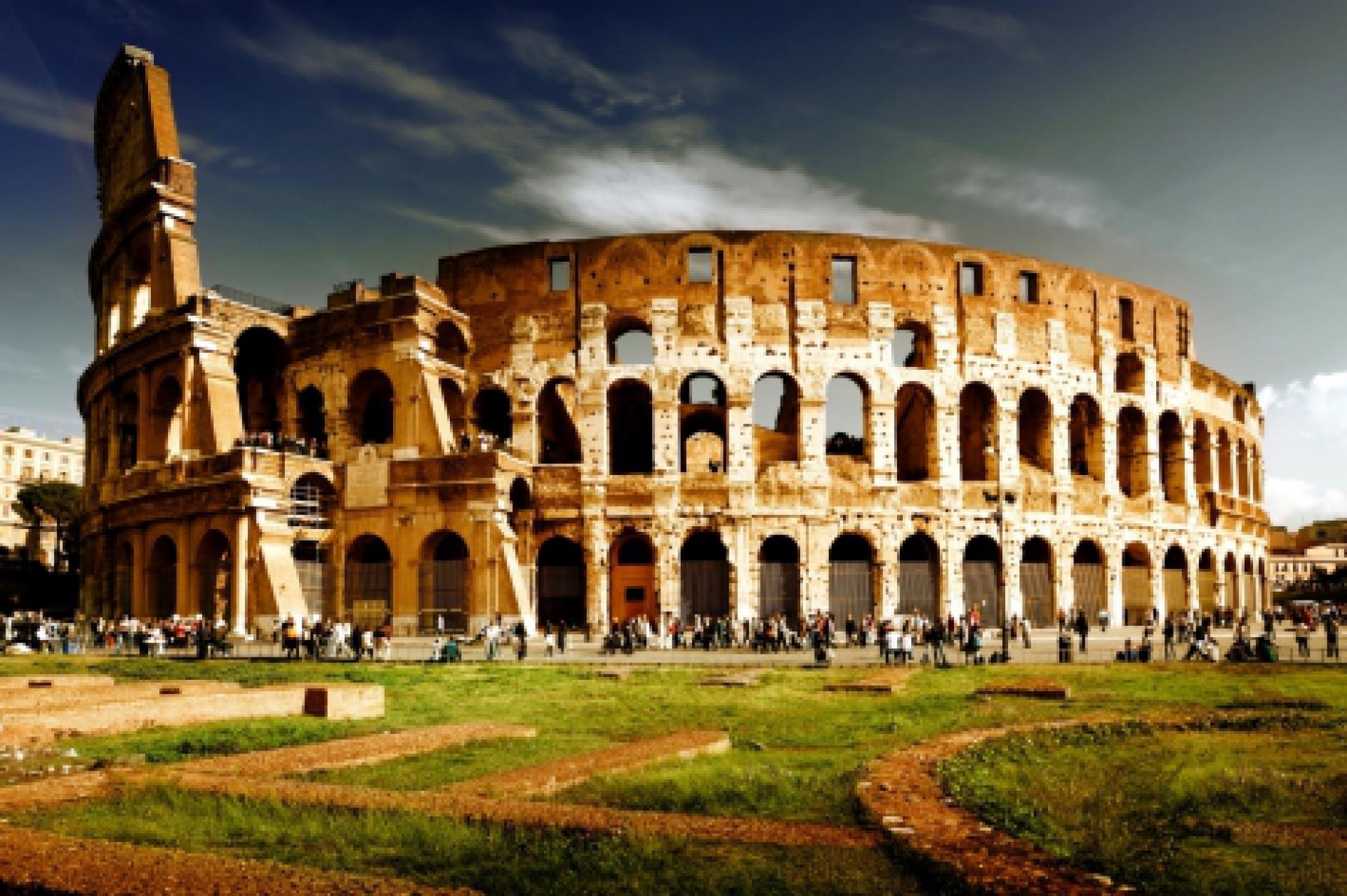 Уикенд в Рим със самолет