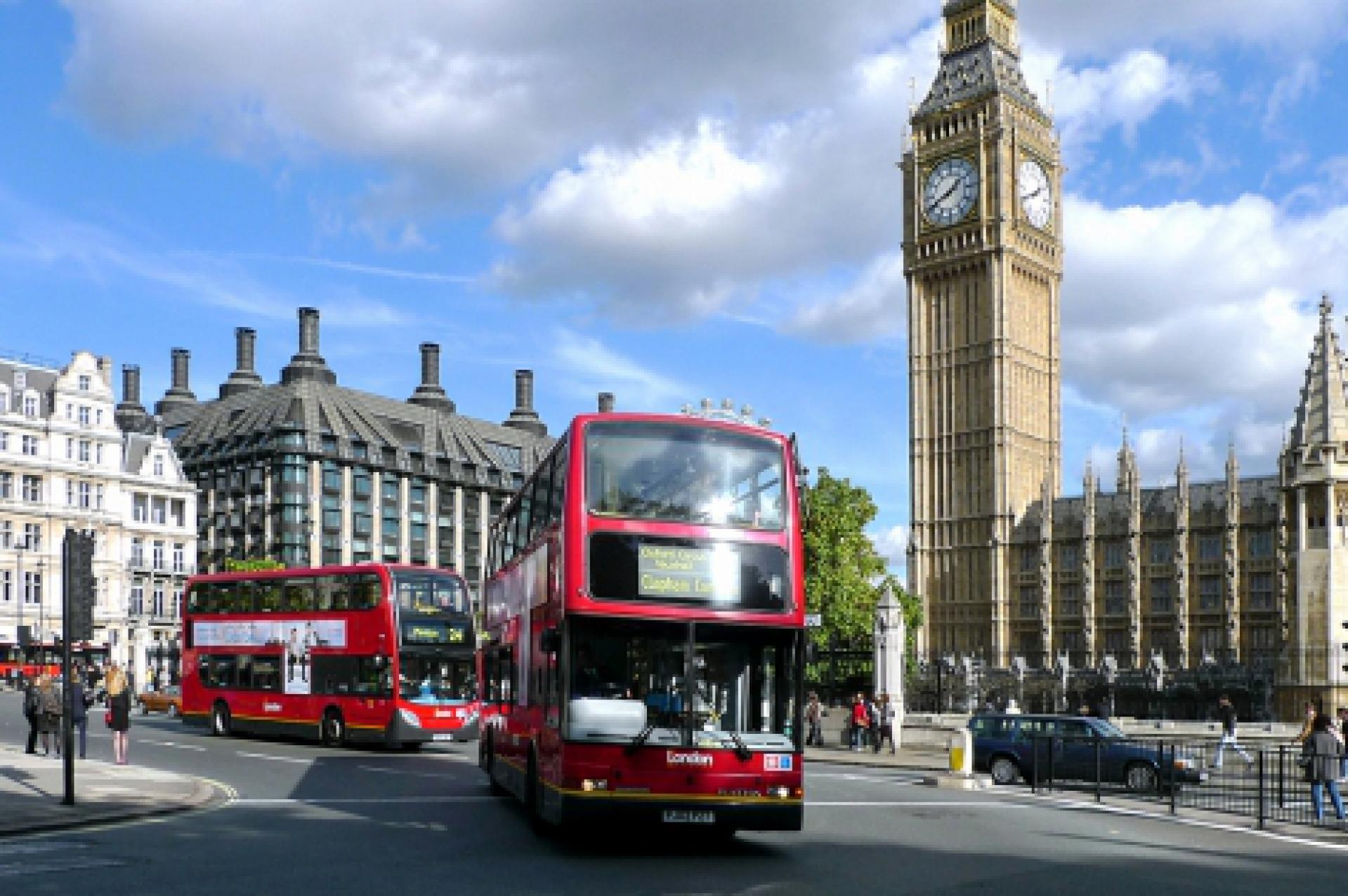 Магнетичният Лондон