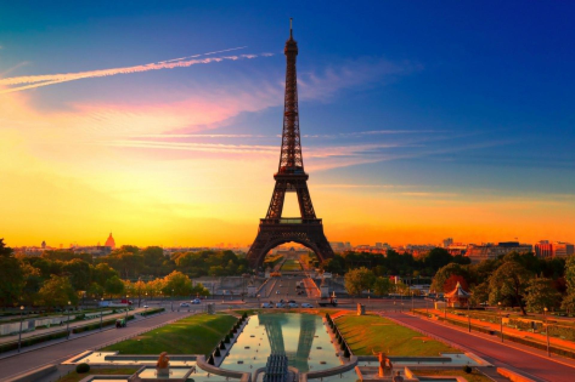 Романтичният Париж